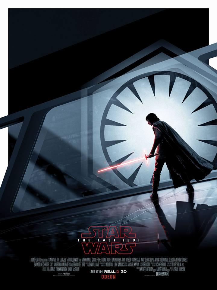8 - Les posters de Star Wars VIII - The Last Jedi - Page 3 Poster24