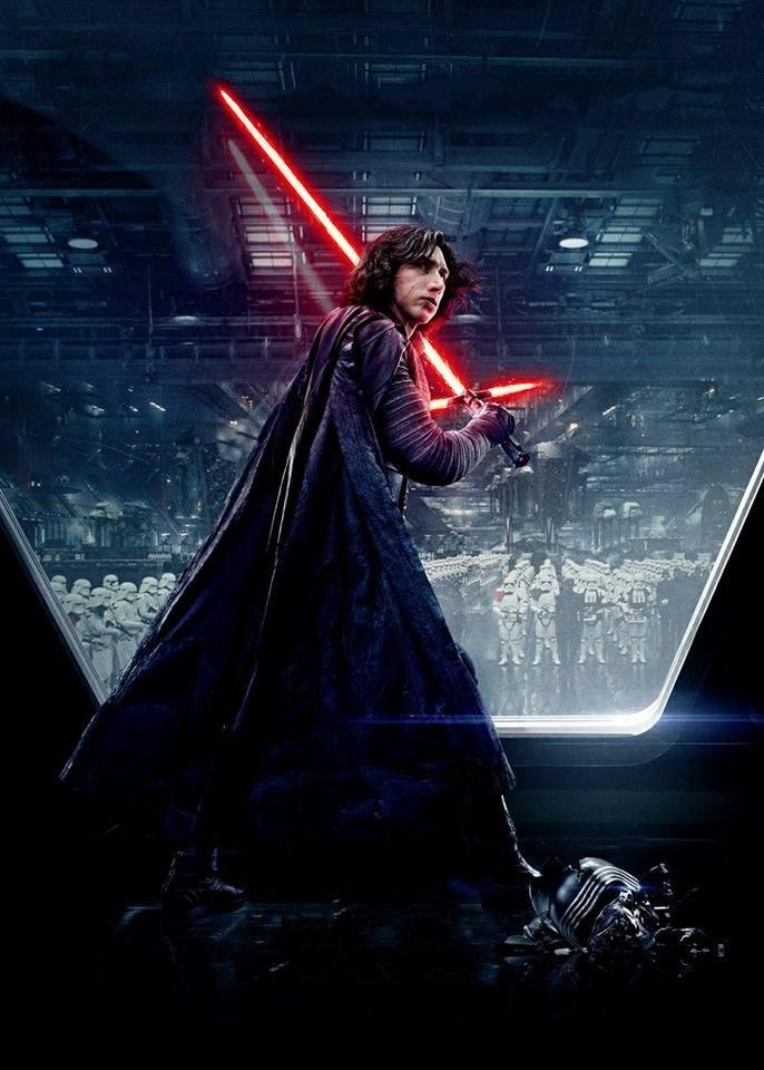 8 - Les posters de Star Wars VIII - The Last Jedi - Page 3 Poster25