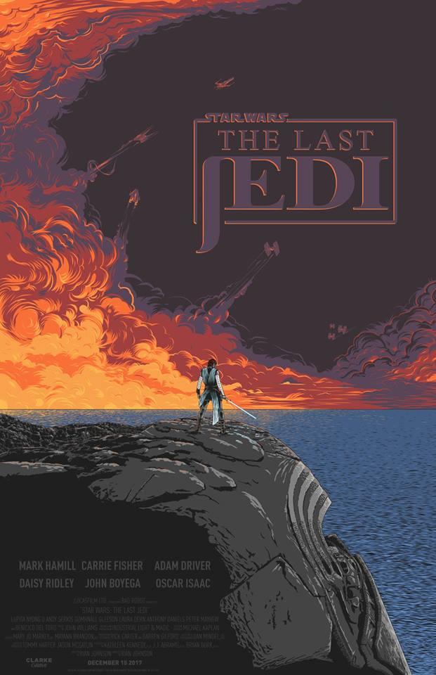 8 - Les posters de Star Wars VIII - The Last Jedi - Page 3 Poster39