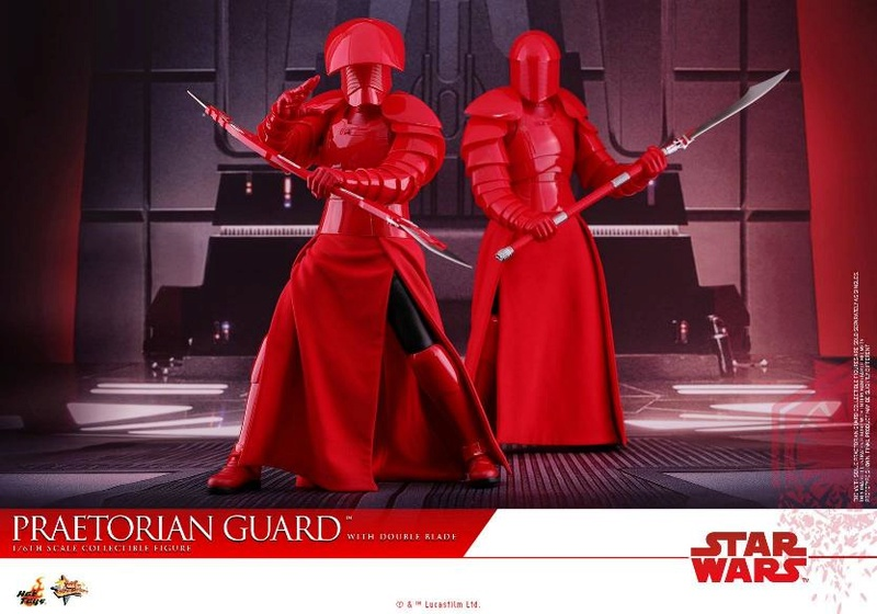 Hot Toys  - Elite Praetorian Guard Sixth Scale Figure Prae_g20