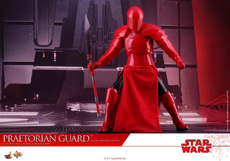 Hot Toys  - Elite Praetorian Guard Sixth Scale Figure Prae_g21
