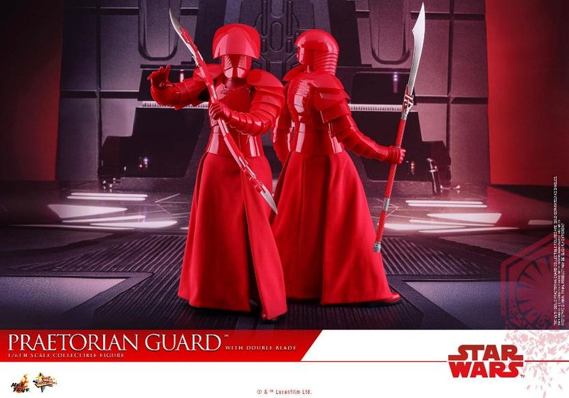 Hot Toys  - Elite Praetorian Guard Sixth Scale Figure Prae_g22