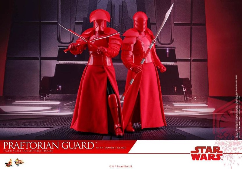 Hot Toys  - Elite Praetorian Guard Sixth Scale Figure Prae_g23