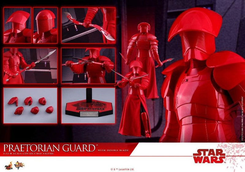 Hot Toys  - Elite Praetorian Guard Sixth Scale Figure Prae_g24