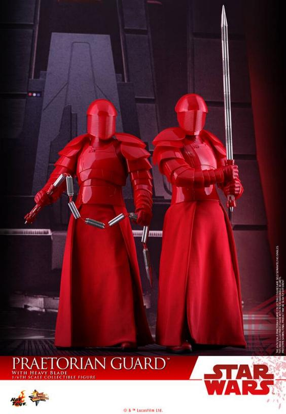 Hot Toys  - Elite Praetorian Guard Sixth Scale Figure Prae_g27