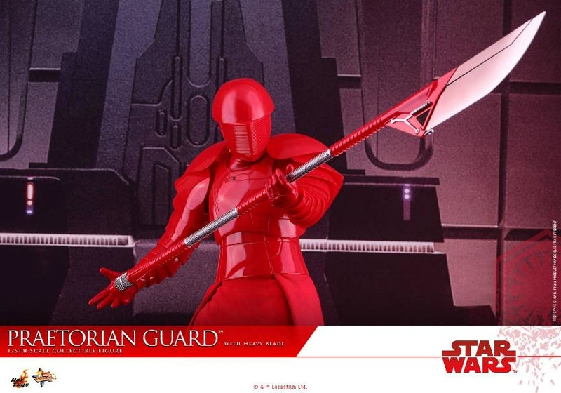 Hot Toys  - Elite Praetorian Guard Sixth Scale Figure Prae_g36