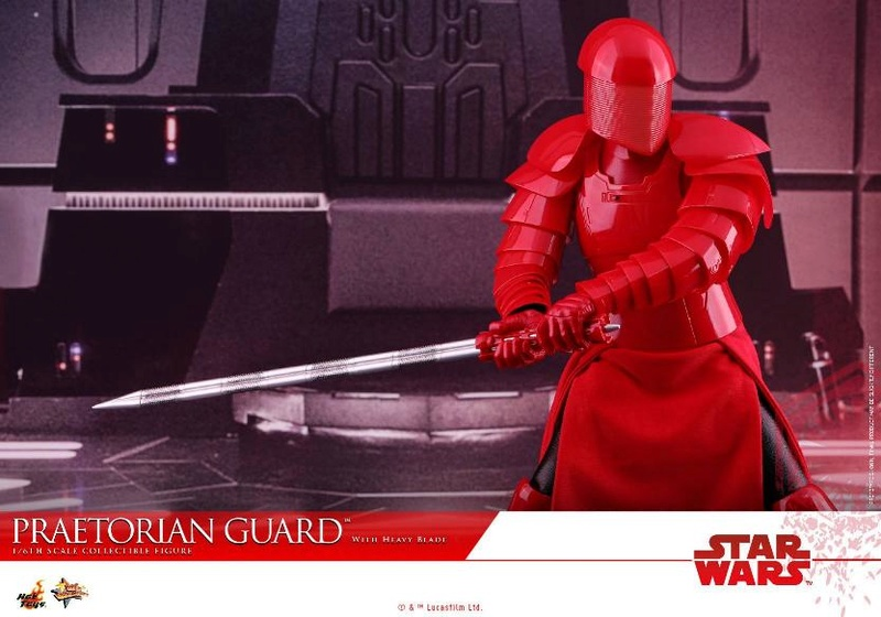 Hot Toys  - Elite Praetorian Guard Sixth Scale Figure Prae_g40