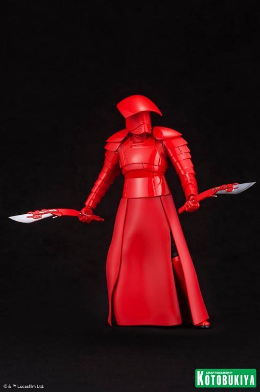 Kotobukiya - Elite Praetorian Guard 2-Pack ARTFX+ Statues Praeto11