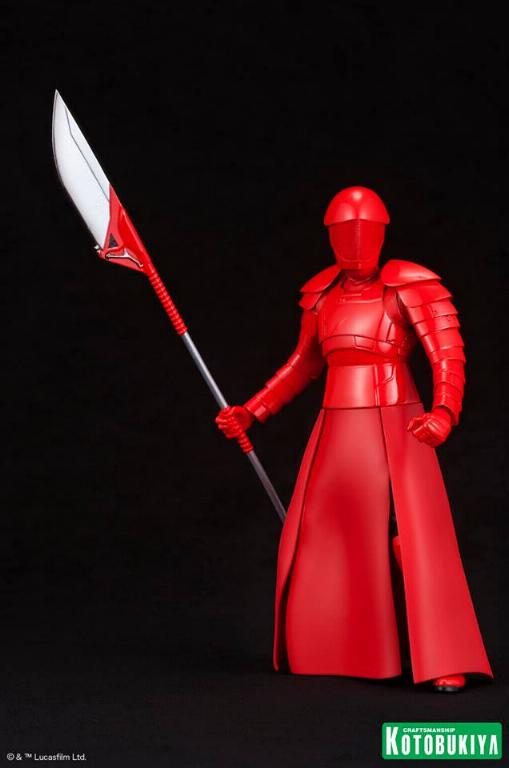 Kotobukiya - Elite Praetorian Guard 2-Pack ARTFX+ Statues Praeto16