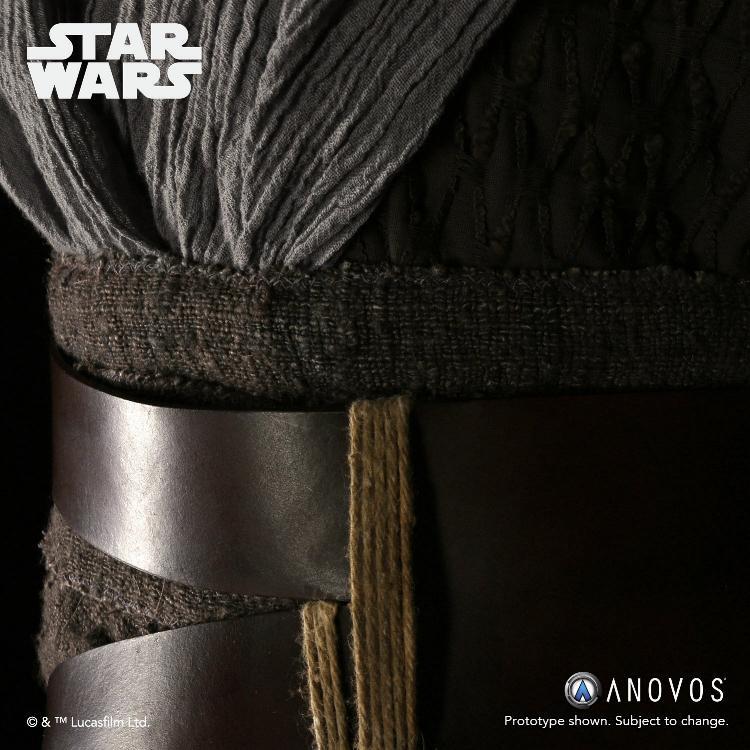 ANOVOS - STAR WARS: THE LAST JEDI Rey Crait Ensemble  Rey_cr19