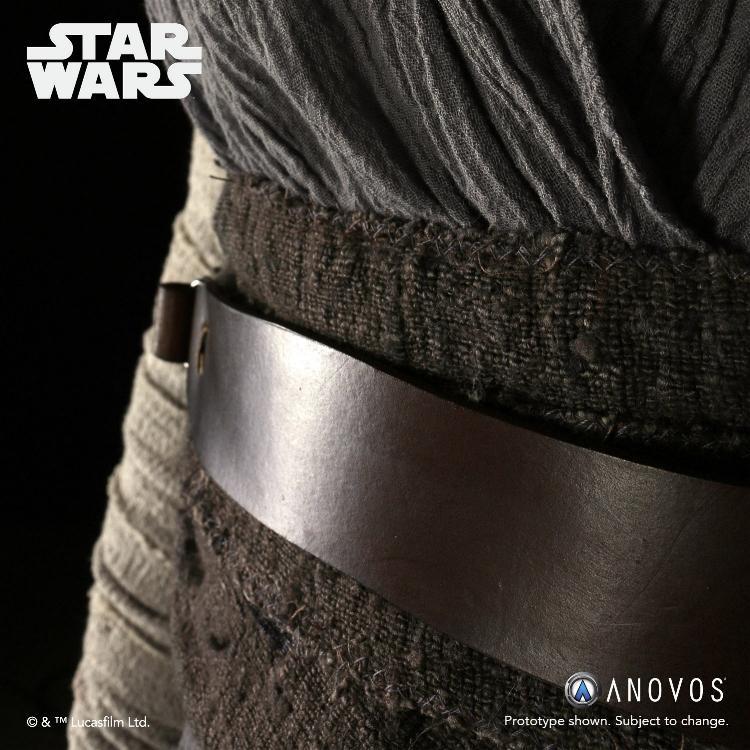 ANOVOS - STAR WARS: THE LAST JEDI Rey Crait Ensemble  Rey_cr21