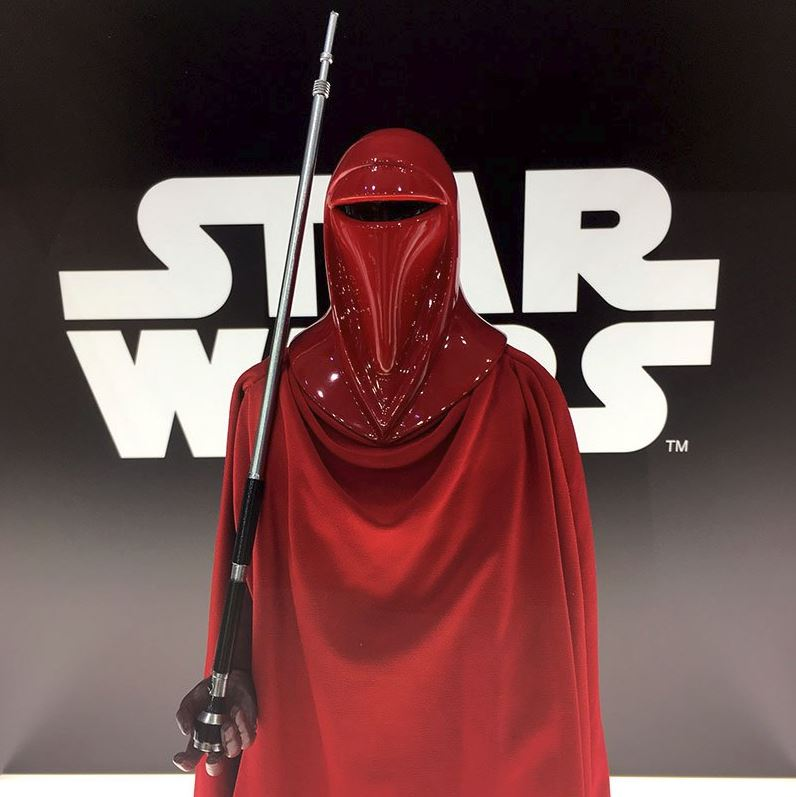 Hot Toys Star Wars - Royal Guard Sixth Scale Figure Royalg11