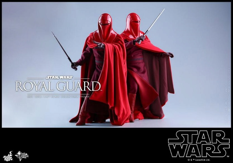 Hot Toys Star Wars - Royal Guard Sixth Scale Figure Royalg17