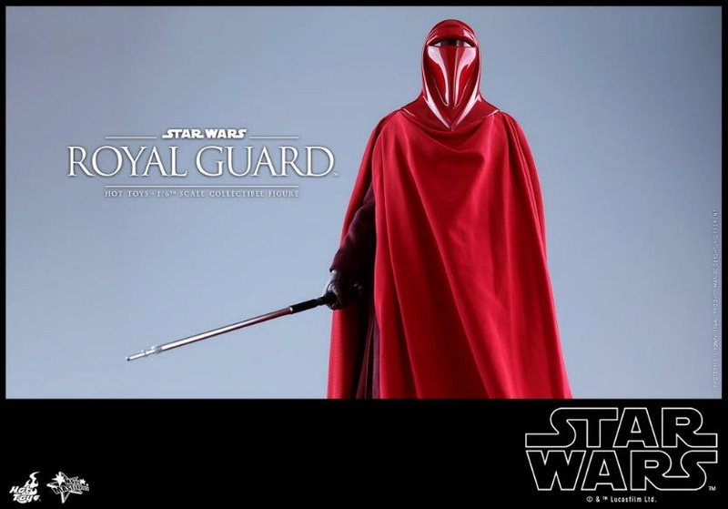 Hot Toys Star Wars - Royal Guard Sixth Scale Figure Royalg22