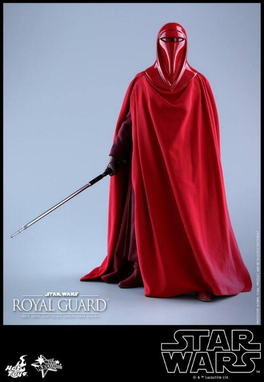 Hot Toys Star Wars - Royal Guard Sixth Scale Figure Royalg26