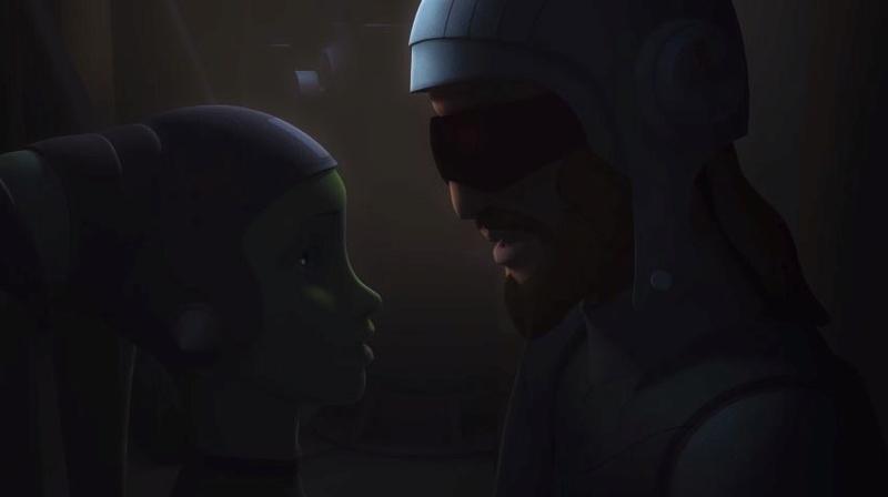 STAR WARS REBELS SAISON 4 EPISODES 01 - 10   S04e0510