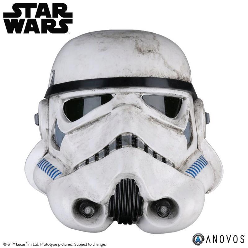ANOVOS - STAR WARS Sandtrooper Helmet Accessory Sandhe10