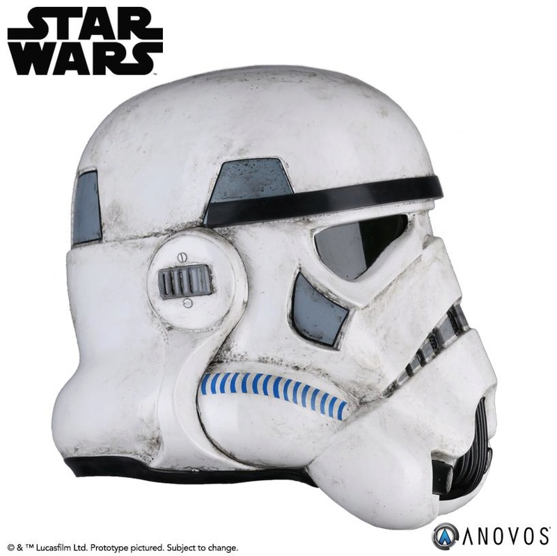 ANOVOS - STAR WARS Sandtrooper Helmet Accessory Sandhe12