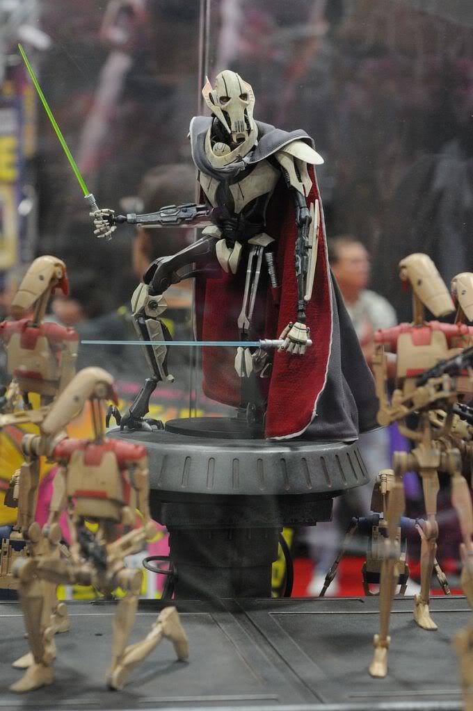Sideshow - General Grievous - 12 inch Figure Sdcc2010