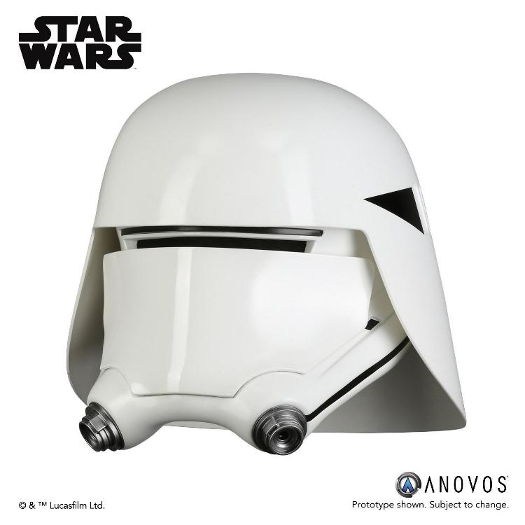 ANOVOS - STAR WARS First Order Snowtrooper Helmet Accessory Snowtr14