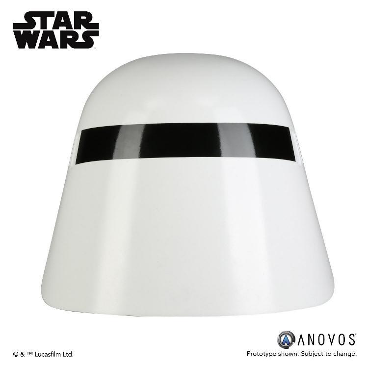 ANOVOS - STAR WARS First Order Snowtrooper Helmet Accessory Snowtr18