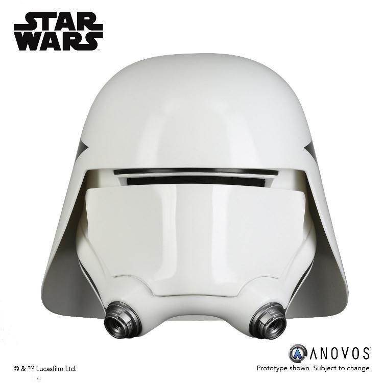 ANOVOS - STAR WARS First Order Snowtrooper Helmet Accessory Snowtr19