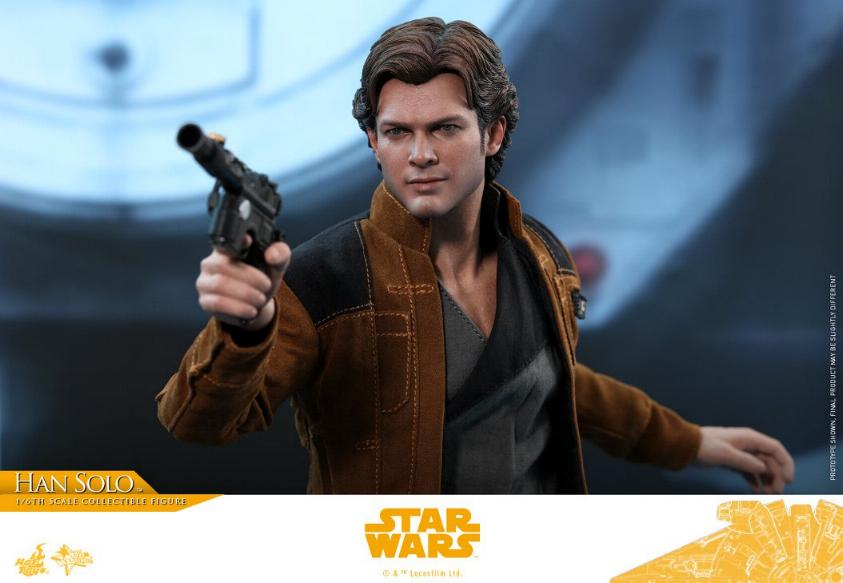 Hot Toys - Solo ASWS 1/6th scale Han Solo Collectible Figure Solo_a10