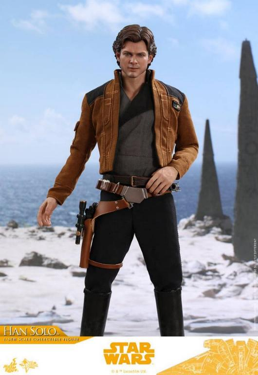 Hot Toys - Solo ASWS 1/6th scale Han Solo Collectible Figure Solo_a11