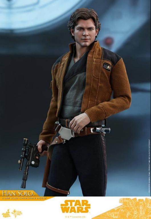 Hot Toys - Solo ASWS 1/6th scale Han Solo Collectible Figure Solo_a14