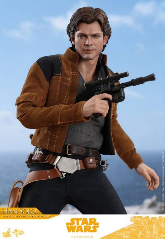 Hot Toys - Solo ASWS 1/6th scale Han Solo Collectible Figure Solo_a15