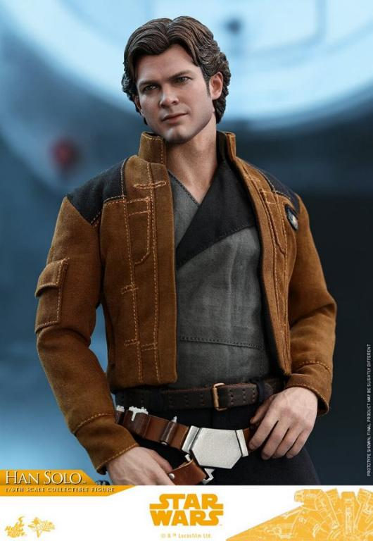 Hot Toys - Solo ASWS 1/6th scale Han Solo Collectible Figure Solo_a16