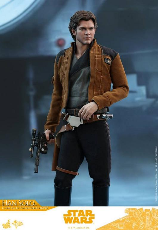 Hot Toys - Solo ASWS 1/6th scale Han Solo Collectible Figure Solo_a18