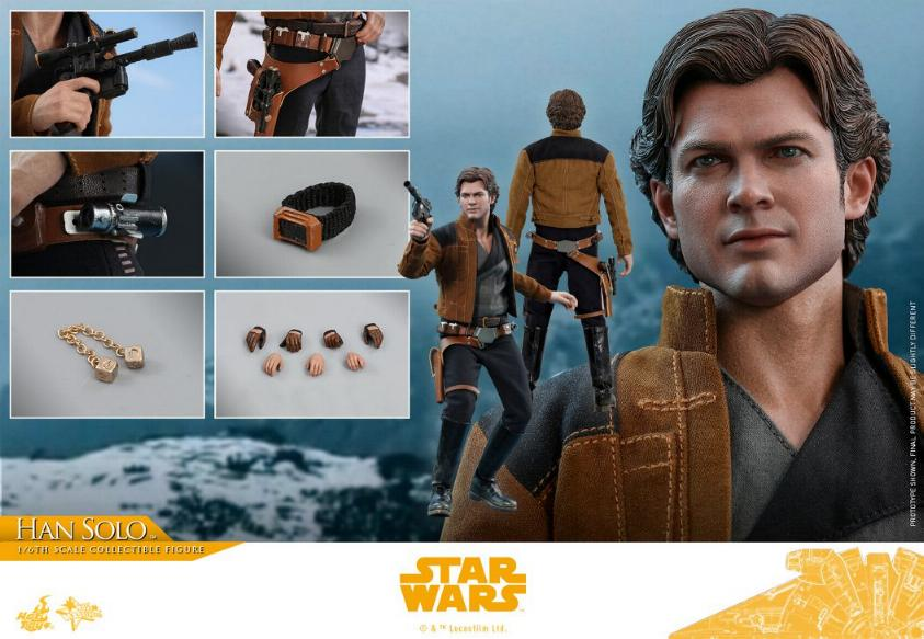 Hot Toys - Solo ASWS 1/6th scale Han Solo Collectible Figure Solo_a19