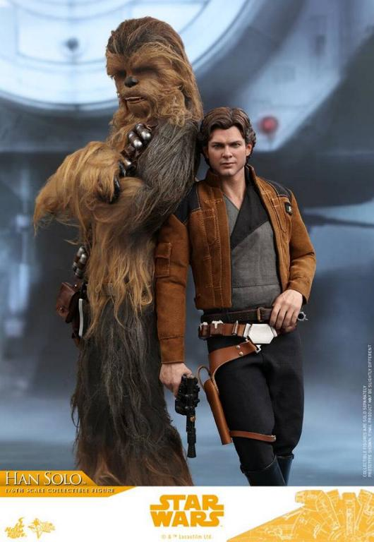 Hot Toys - Solo ASWS 1/6th scale Han Solo Collectible Figure Solo_a20