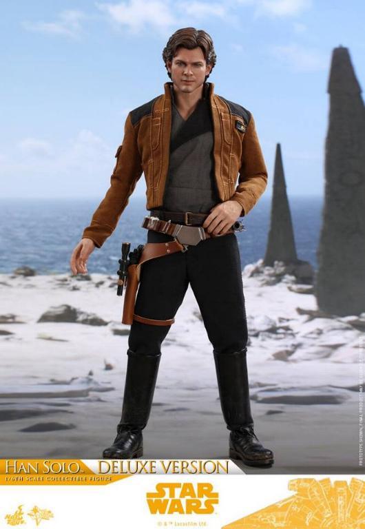 Hot Toys - Solo ASWS 1/6 Han Solo Deluxe Collectible Figure Solo_a25