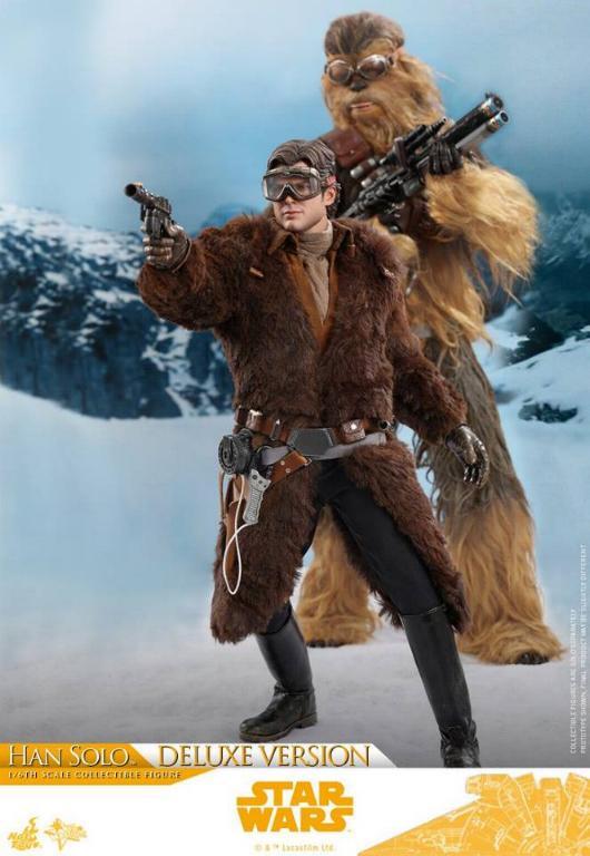 Hot Toys - Solo ASWS 1/6 Han Solo Deluxe Collectible Figure Solo_a28