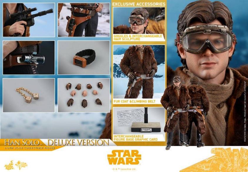 Hot Toys - Solo ASWS 1/6 Han Solo Deluxe Collectible Figure Solo_a29