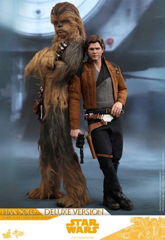 Hot Toys - Solo ASWS 1/6 Han Solo Deluxe Collectible Figure Solo_a30