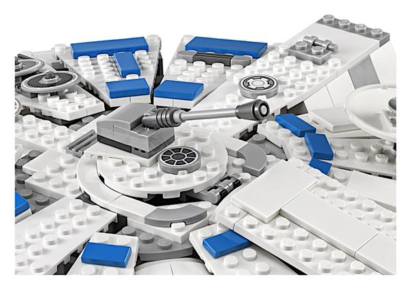 LEGO SOLO A STAR WARS STORY - 75212 - MILLENNIUM FALCON SET  Solo_f11