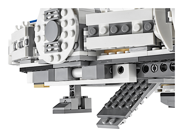 LEGO SOLO A STAR WARS STORY - 75212 - MILLENNIUM FALCON SET  Solo_f13