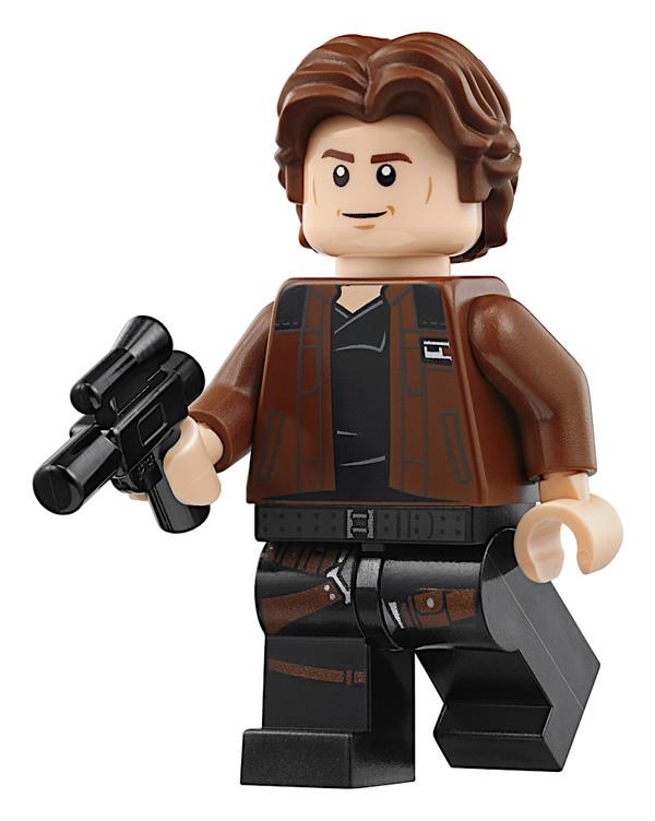 LEGO SOLO A STAR WARS STORY - 75212 - MILLENNIUM FALCON SET  Solo_f14