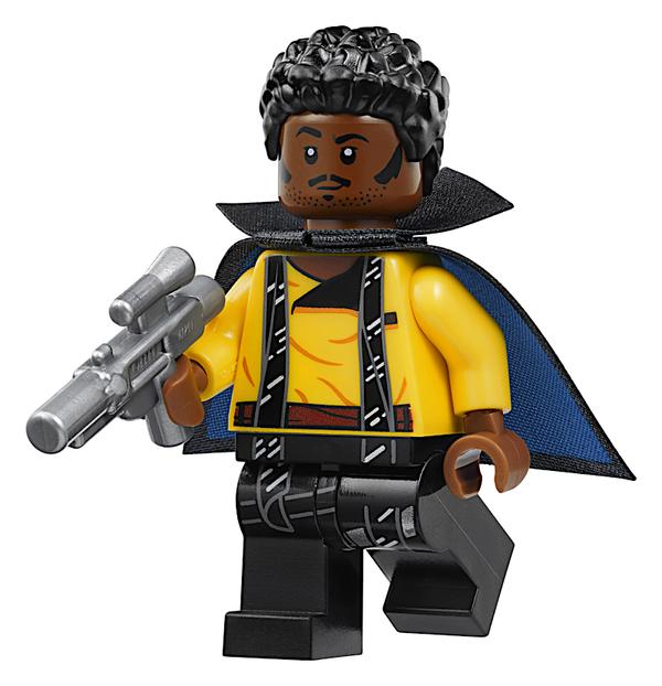 LEGO SOLO A STAR WARS STORY - 75212 - MILLENNIUM FALCON SET  Solo_f15