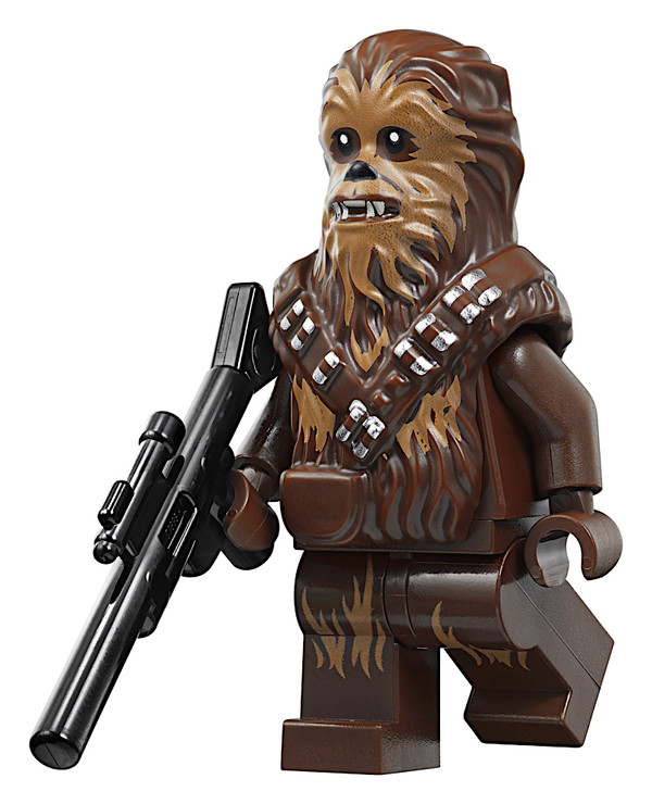LEGO SOLO A STAR WARS STORY - 75212 - MILLENNIUM FALCON SET  Solo_f17