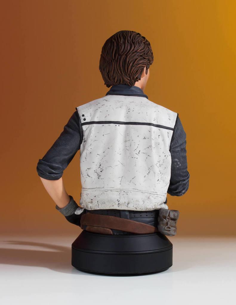 Gentle Giant - Han Solo CORELLIA Mini Bust (Solo ASWS) Soloas18