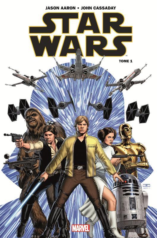 Les news des ALBUMS Star Wars édités par Panini France - Page 2 Star_w15