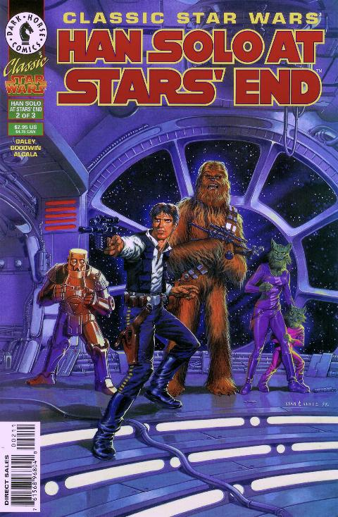 DELCOURT - Star Wars Strips Tome 1 Star_w27
