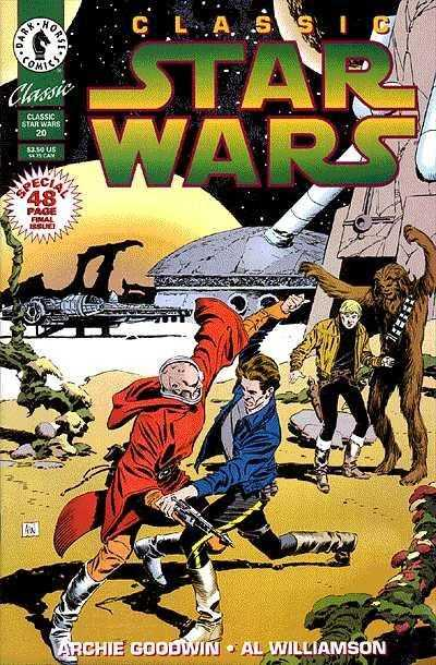 DELCOURT - Star Wars Strips Tome 1 Star_w28