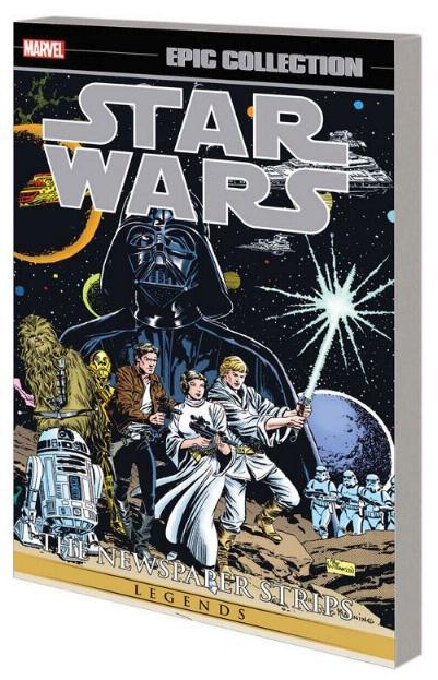 DELCOURT - Star Wars Strips Tome 1 Star_w29