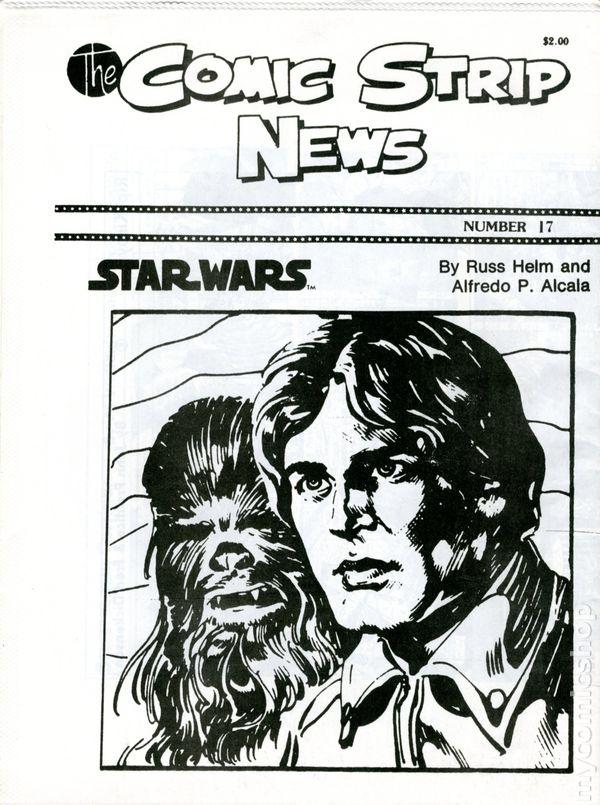 DELCOURT - Star Wars Strips Tome 1 Star_w30