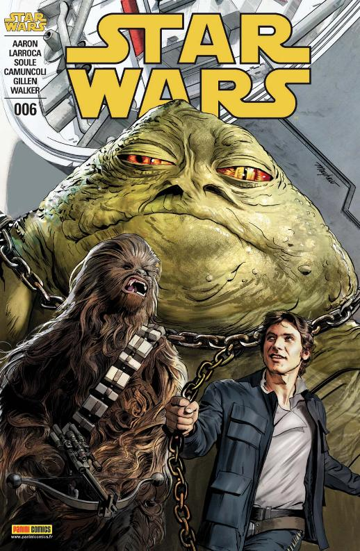MAGAZINE STAR WARS #6 (19) PANINI - Avril 2018  Star_w34